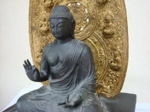 東京都武蔵野市にて仏像をお売りいただきました