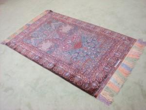 世田谷区にて最高級ラジャビアン工房ペルシャ絨毯をお売りいただきました