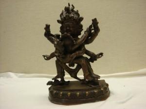 長野県松本市(朝日村)にて金剛仏像をお売りいただきました