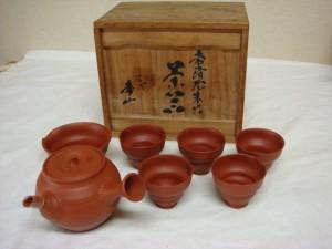長野県飯田市にて茶器・お茶道具などの買取