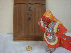 東京都文京区にて木彫をお売りいただきました